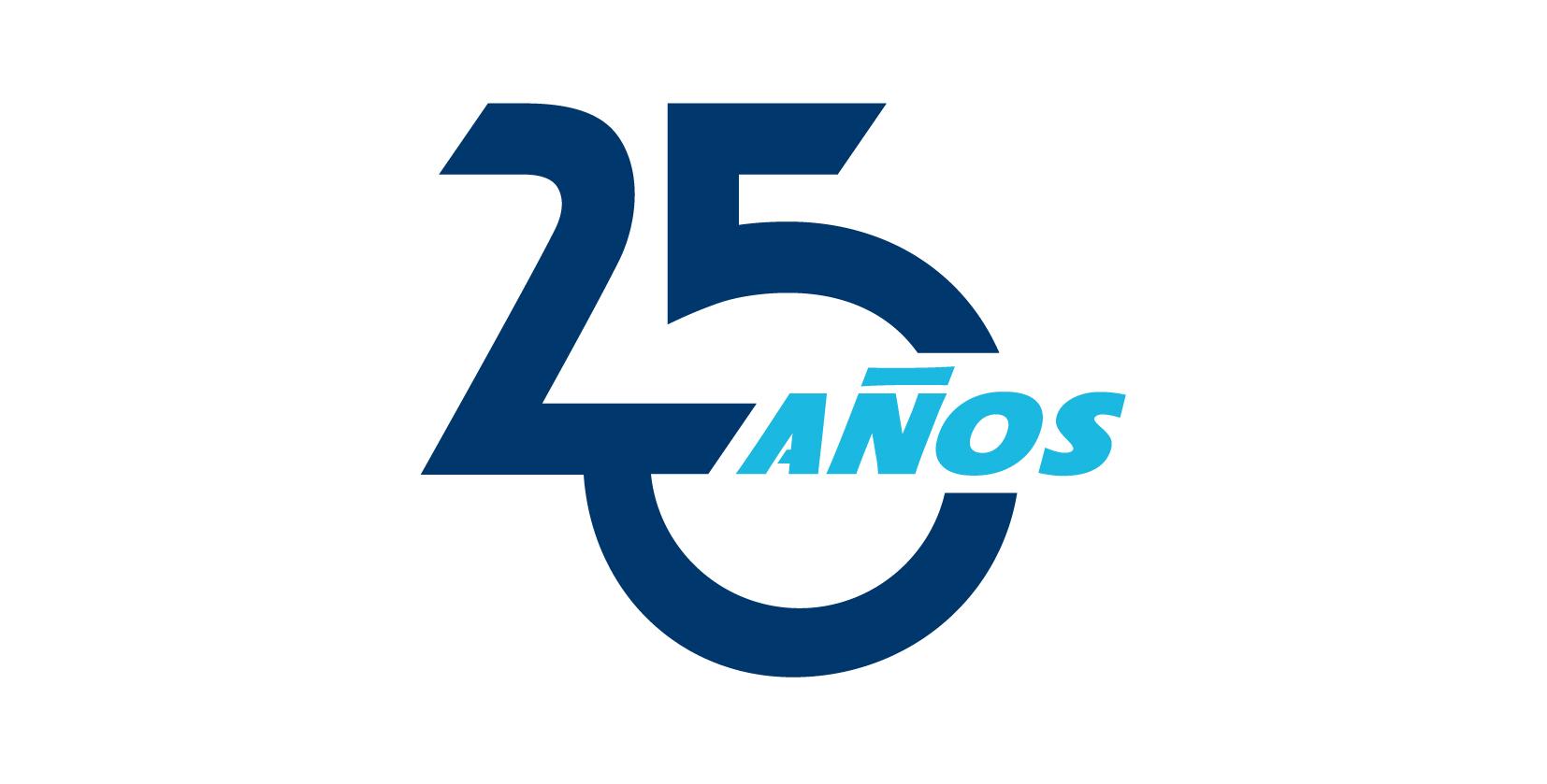 25 aniversario: