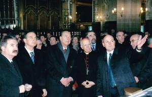Presidentes en La Seo