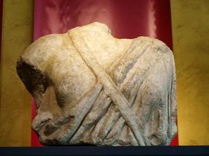 Torso diosa Roma